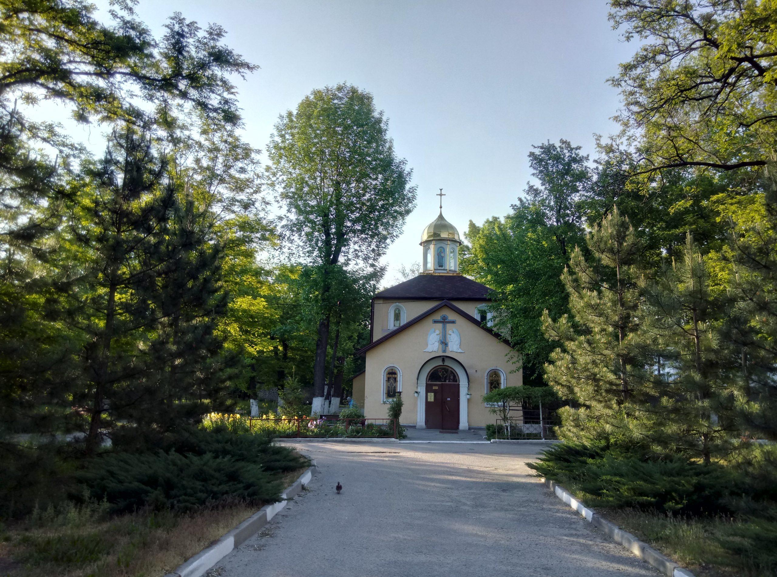 Храм в честь св. муч. Фалалея и Трифона - Запорожье
